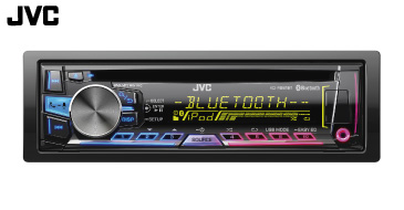 JVC KD-R961BT Bluetoothradio