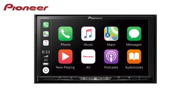 PIONEER AVH-Z9200DAB: 2-DIN Multimediasystem mit DAB+, Apple CarPlay & Android Auto