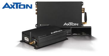 AXTON A542DSP und A592DSP – 4-Kanal DSP-Verstärker für Hi-Res Audio
