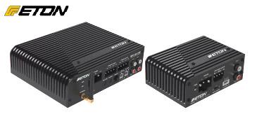 ETON MINI 150.4 DSP & MICRO 120.2 Verstärker