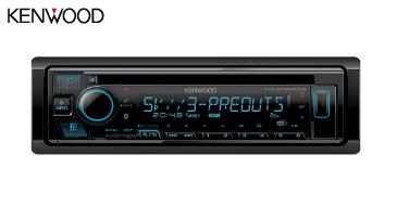 KENWOOD KDC-BT950DAB Autoradio, CD/USB-Receiver
