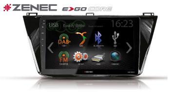 ZENEC E>GO Core Z-F2030 für VW Tiguan