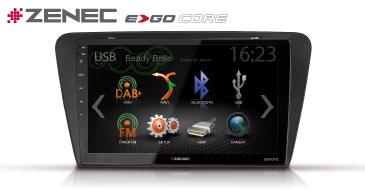 ZENEC E>GO Core Z-F5601 für SKODA Octavia