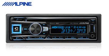 Alpine CDE-196DAB Autoradio