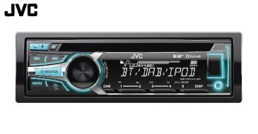 JVC KD-DB95 autoradio mit DAB+